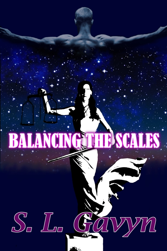 balancing the scales cover